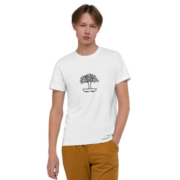 Hokidachi Bonsai T-Shirt Unisex Organic Cotton T-Shirt
